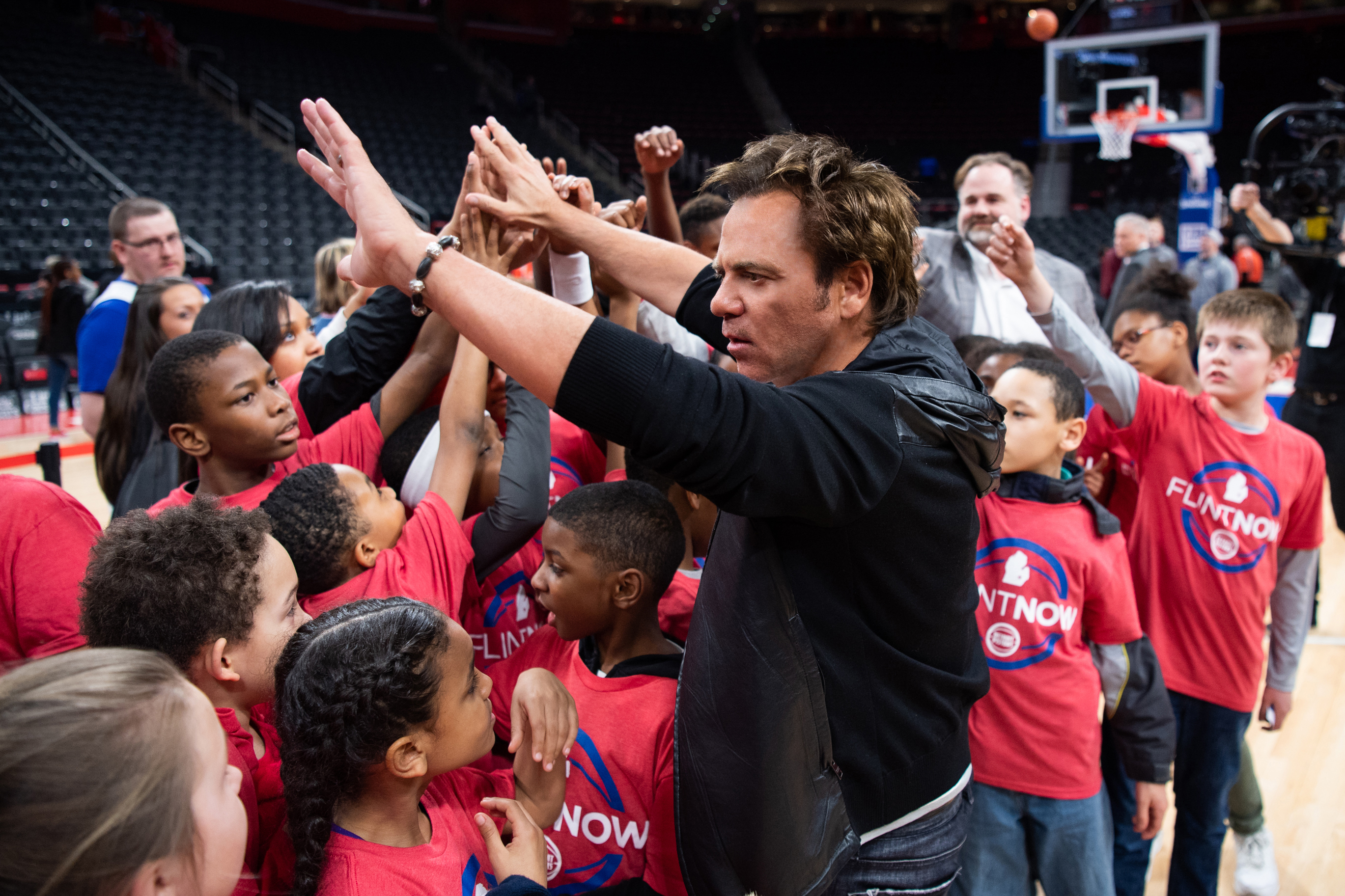 Detroit Pistons owner Tom Gores pledges organization will promote change in the wake of racial unrest