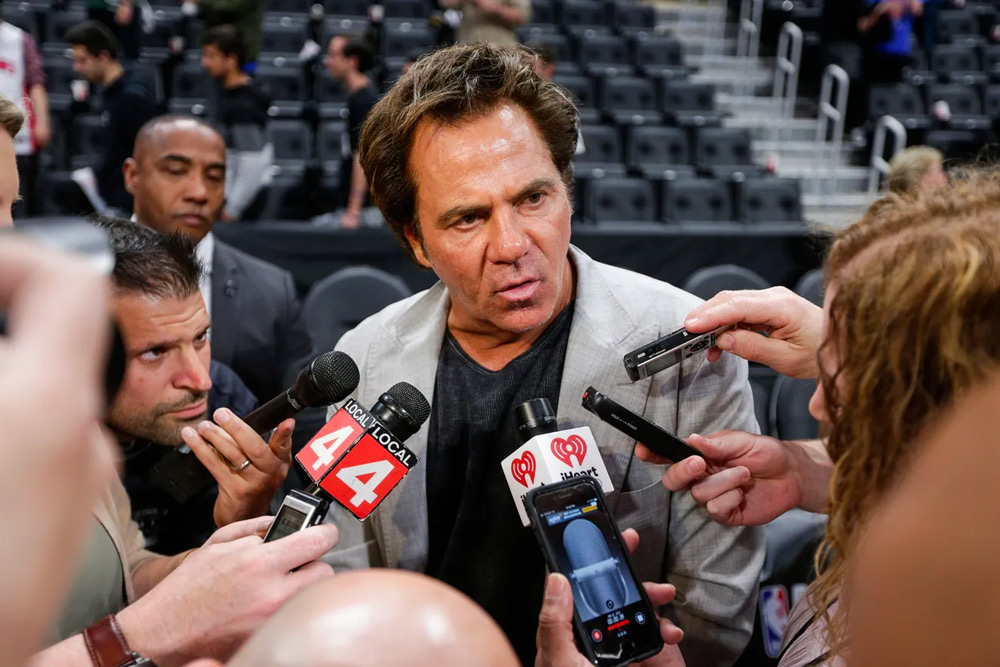 Platinum Equity CEO Tom Gores purchases 100,000 PPE for city of Detroit in COVID-19 fight
