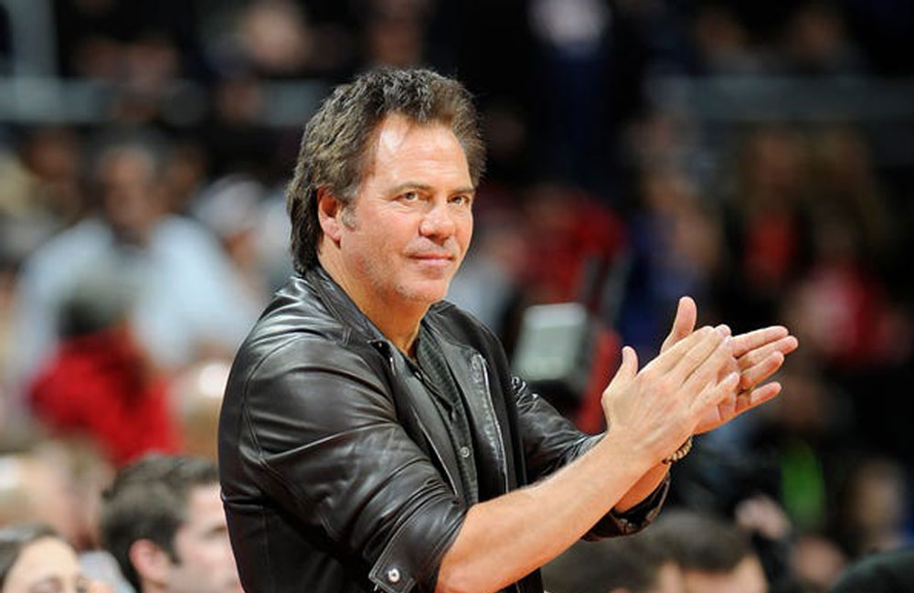 Platinum Equity CEO owner Tom Gores announces $375,000 grant for Detroit food bank