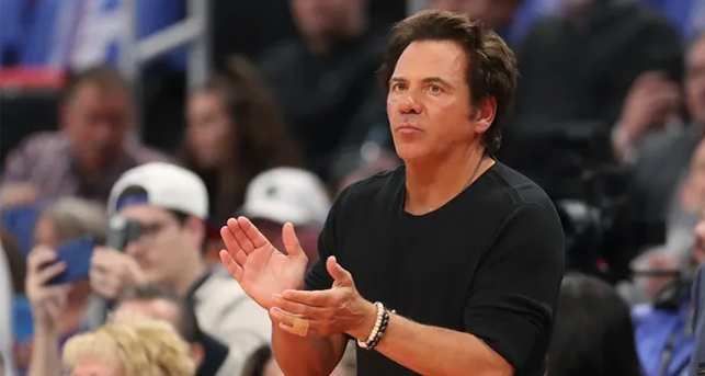 Detroit Pistons owner Tom Gores likes 'thoughtfully aggressive' approach of new GM Troy Weaver